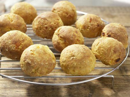Süße Aprikosenbrötchen: Zubereitungsschritt 6