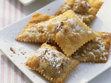 Süße Ravioli