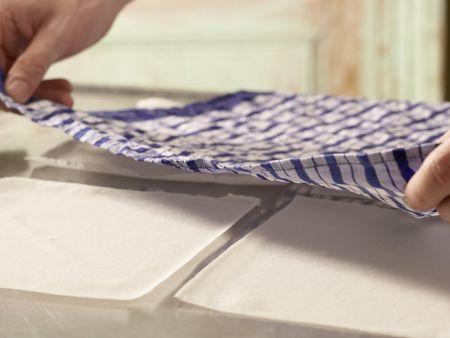 Süße Teigrollen »Ali Baba«: Zubereitungsschritt 1