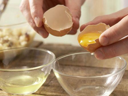 Süße Teigrollen »Ali Baba«: Zubereitungsschritt 6