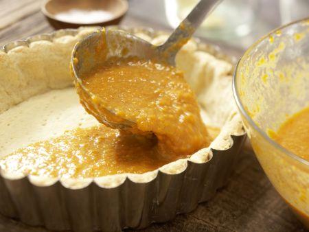 Süßkartoffel-Pie: Zubereitungsschritt 7