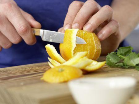 Suppe mit roten Linsen: Zubereitungsschritt 6