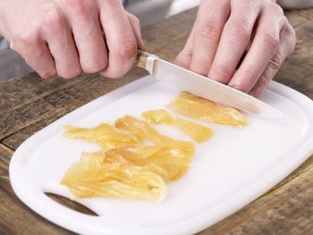 Sushi-Bällchen: Zubereitungsschritt 2