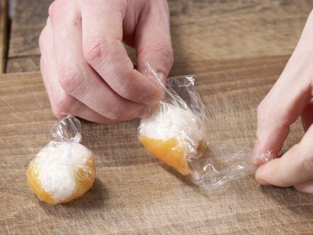 Sushi-Bällchen: Zubereitungsschritt 5