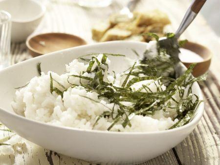 Sushi aus der Schüssel: Zubereitungsschritt 12