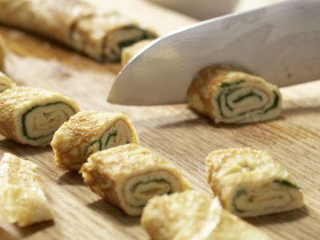 Sushi aus der Schüssel: Zubereitungsschritt 6