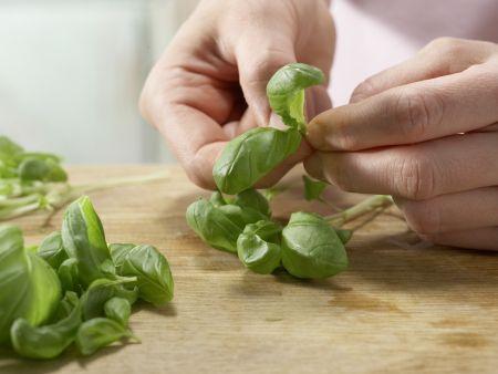 Tacos mit Putenfleisch: Zubereitungsschritt 8