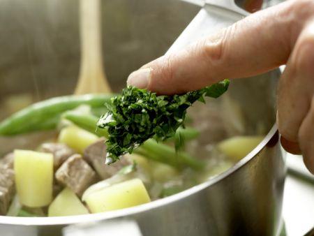 Tafelspitzeintopf: Zubereitungsschritt 8