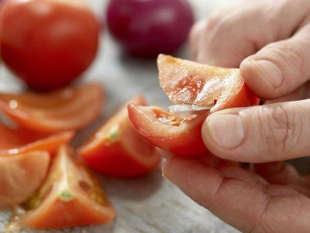 Tamarinden-Hähnchen-Spieße: Zubereitungsschritt 5