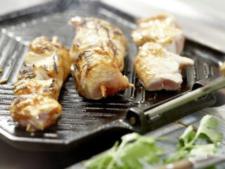 Tamarinden-Hähnchen-Spieße: Zubereitungsschritt 9