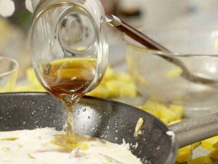 Tandoori-Lammgeschnetzeltes: Zubereitungsschritt 5