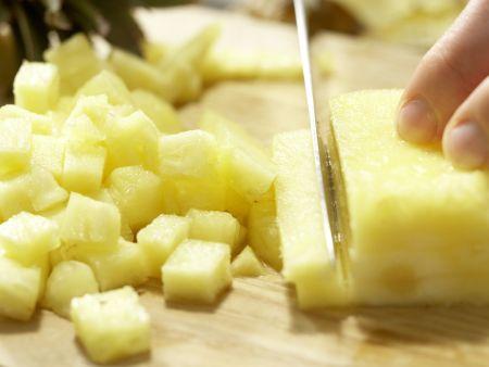 Tapioka-Pudding: Zubereitungsschritt 7