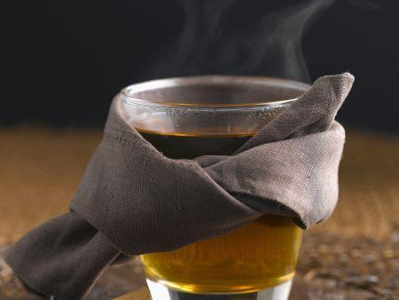 Tee mit Zimt und Sternanis