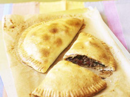 Teigtaschen mit Fleischfüllung (Empanadas)