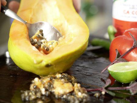 Thai-Garnelenbällchen: Zubereitungsschritt 3
