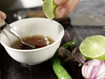 Thai-Garnelenbällchen: Zubereitungsschritt 4