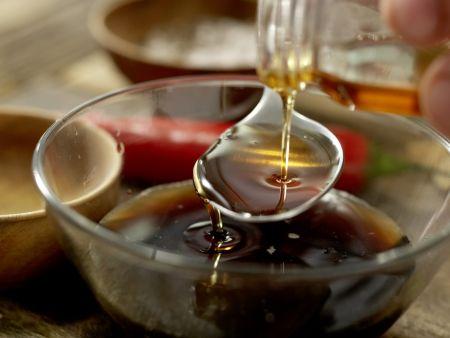 Thai-Gurkensalat: Zubereitungsschritt 1