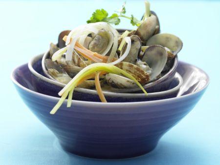 Rezept: Thai-Muscheltopf