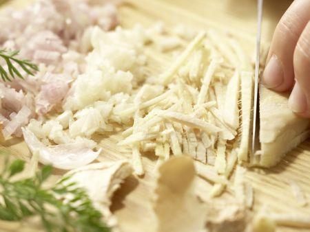 Thai-Muscheltopf: Zubereitungsschritt 2