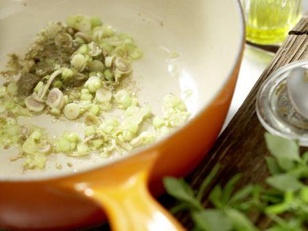 Thai-Suppe: Zubereitungsschritt 4