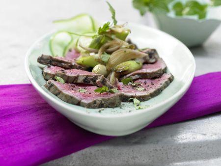 Rezept: Thailändischer Rindfleischsalat