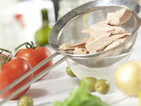 Thunfisch-Pasta: Zubereitungsschritt 1