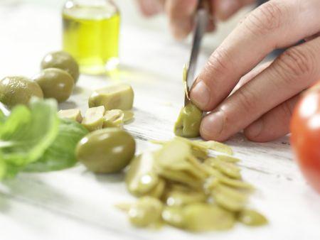 Thunfisch-Pasta: Zubereitungsschritt 2