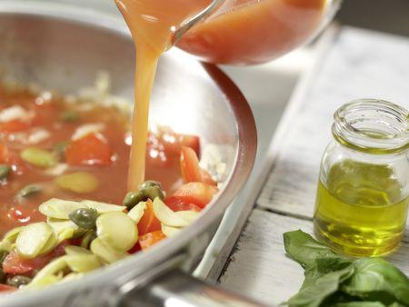Thunfisch-Pasta: Zubereitungsschritt 6