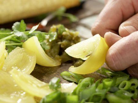 Thunfisch-Tacos: Zubereitungsschritt 1