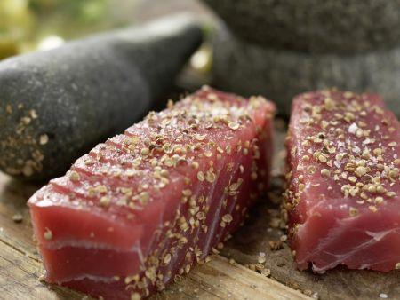 Thunfisch-Tacos: Zubereitungsschritt 4