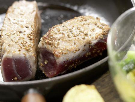 Thunfisch-Tacos: Zubereitungsschritt 5