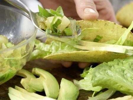 Thunfisch-Tacos: Zubereitungsschritt 7