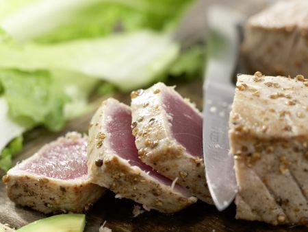 Thunfisch-Tacos: Zubereitungsschritt 8