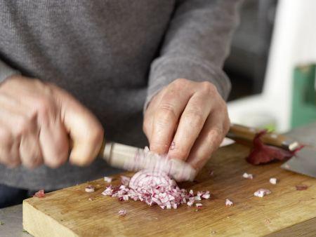 Thunfisch-Tatar: Zubereitungsschritt 7
