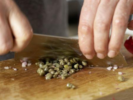 Thunfisch-Tatar: Zubereitungsschritt 8