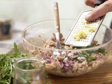 Thunfisch-Zitronen-Pasta: Zubereitungsschritt 5