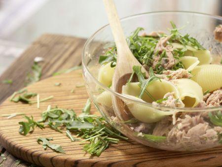 Thunfisch-Zitronen-Pasta: Zubereitungsschritt 7