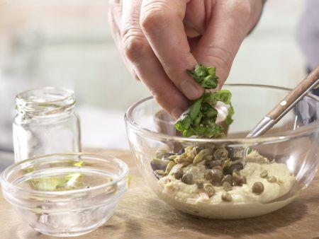 Thunfisch-Zucchini-Röllchen: Zubereitungsschritt 6