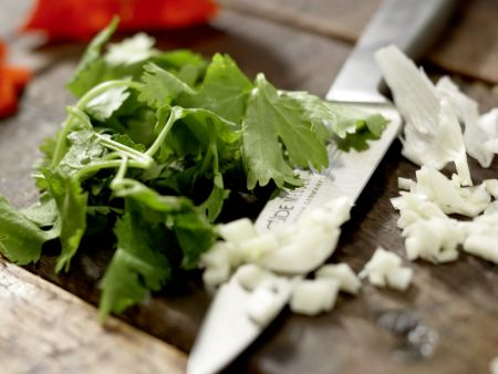 Thunfischfilets auf algerische Art: Zubereitungsschritt 3