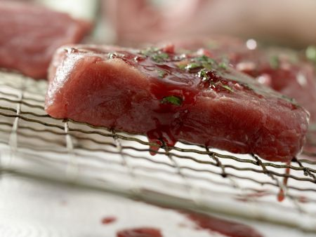 Thunfischfilets auf algerische Art: Zubereitungsschritt 8