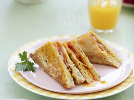 Toast-Sandwiches