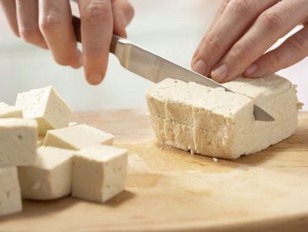 Tofu-Curry: Zubereitungsschritt 4
