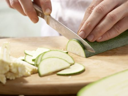 Tofu-Curry: Zubereitungsschritt 5