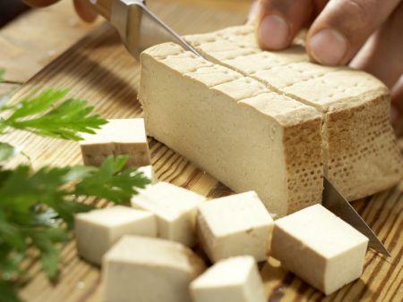 Tofu-Gulasch: Zubereitungsschritt 5