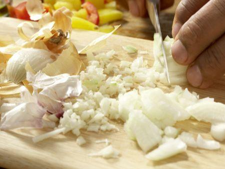 Tofu-Gulasch: Zubereitungsschritt 6