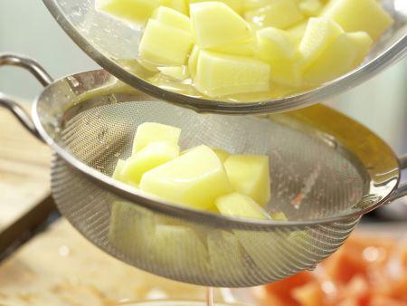 Tofu-Gulasch: Zubereitungsschritt 9