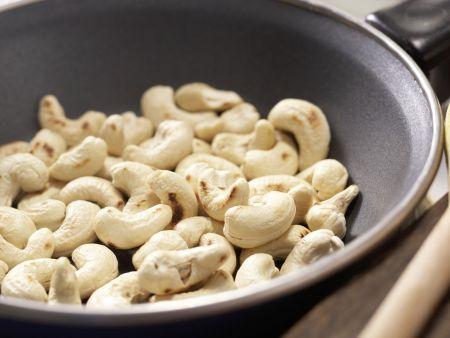 Tofu-Gurken-Salat: Zubereitungsschritt 6