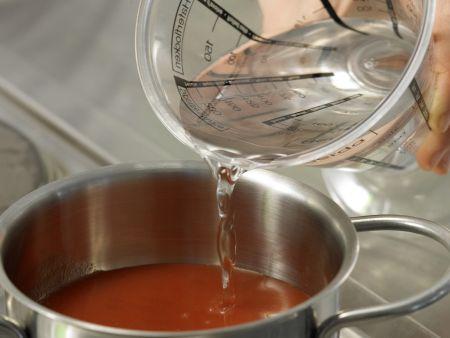 Tomaten-Brotstangen: Zubereitungsschritt 3