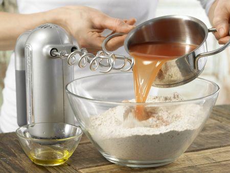 Tomaten-Brotstangen: Zubereitungsschritt 4