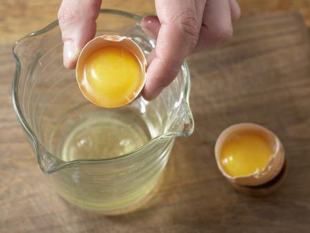 Tomaten-Eier mit Kartoffelsalat: Zubereitungsschritt 7